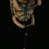 "Turtle on a Pogo Stick (#3498) 48.5""h x 17.5""w x 19""d Private Commission ©1998 Kristen Muench Photo by Deb Whalen"